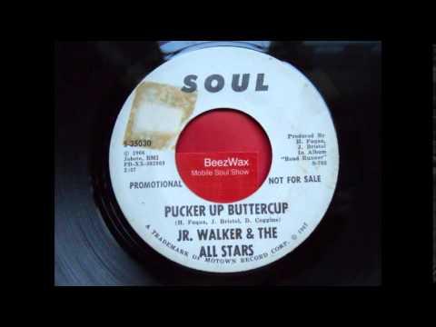 jr. walker & all stars - pucker up buttercup