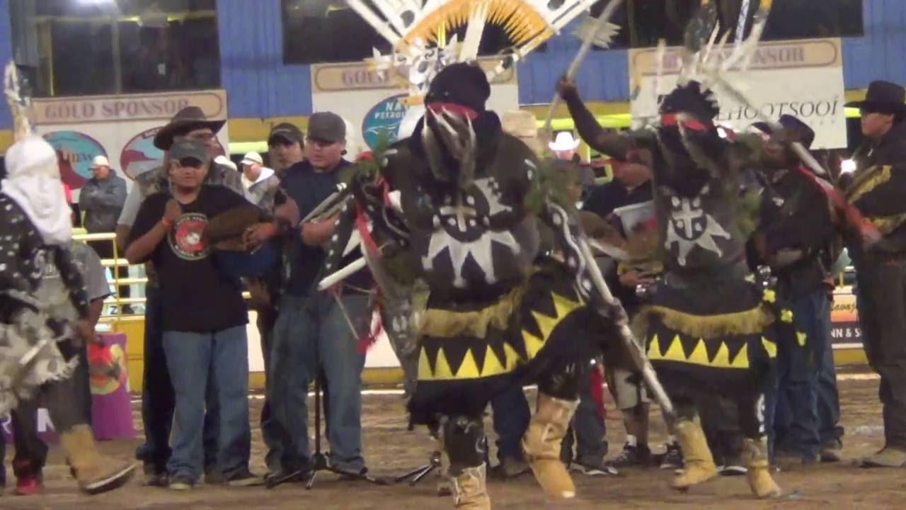 Joe Tohonnie Jr Amp Apache Crowndancers Navajo Nation Fair