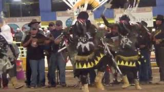 Joe Tohonnie Jr & Apache Crowndancers - Navajo Nation Fair