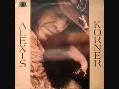 Alexis Korner (1971) - #01 - Black Woman (The Wild OX Moan)