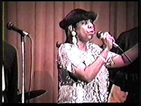 Rena Hinton And The Capris - God Only Knows (Live)