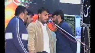 majlis zakir syed Nadeem shah jaffri chak abdul khaliq part 1