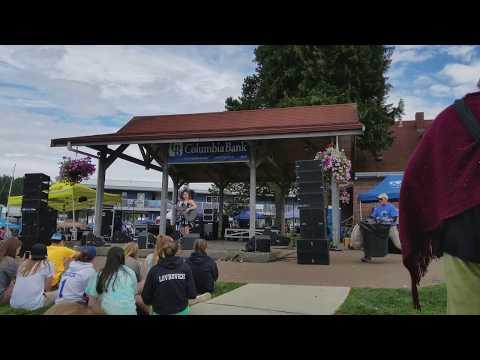 Ava Adams - Ain't no sunshine - 2017 Gig Harbor Maritime Gig Festival