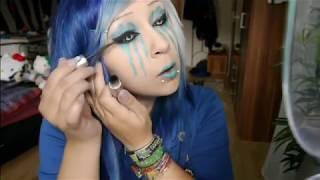 MONSTER ENERGY - makeup ! ♥