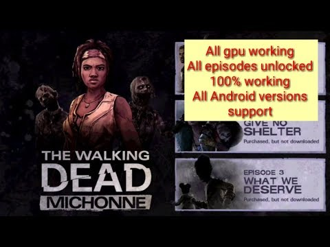 The Walking Dead Michonne All Episodes Android Offline