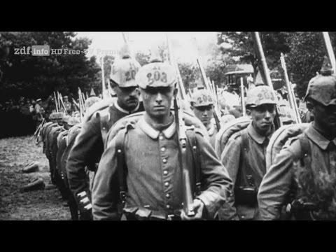 Doku Hitler und Ludendorff - Der Gefreite und der General 1/3 An der Front HD