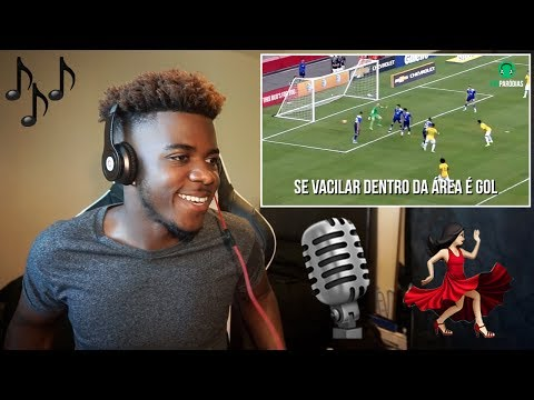 É O NEYMITO | Paródia DESPACITO - Luis Fonsi, Daddy Yankee ft. Justin Bieber 🎙♫ | Reaction