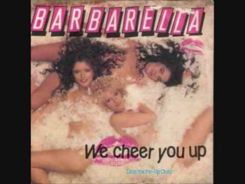 Barbarella We Cheer You Up Join The Pin-Up Club 1989
