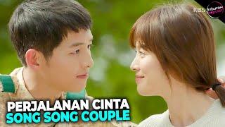 Resmi Bercerai! Tengok Kembali Kisah Perjalanan Cinta Song Song Couple