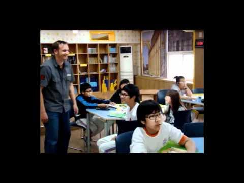 Seohae teaching class