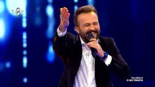 Jüri Dönünce Şarkıyı Unuttu   Uğur Kaçmaz O Ses Türkiye