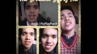 The Greatest Gift of All - Kenny Rogers and Dolly Parton (Recis Dempayos Cover)