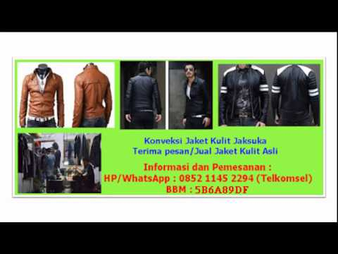 Jaket Kulit Model Korea