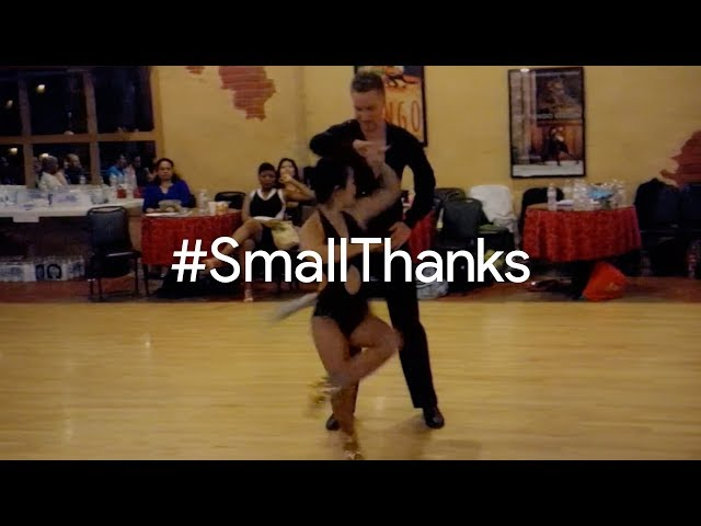 #SmallThanks for Latin Expressions Dance Company | Google