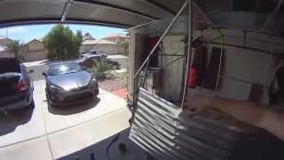 Harbor Freight Adventure Trailer - The Shell