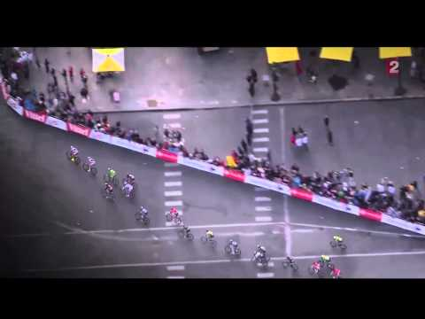Sprint impressionnant d'André Greipel - Tour de France 2015