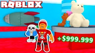 Roblox → I SPENT ALL MY MONEY in the TOY STORE!! -Roblox Shopping Simulator 🎮