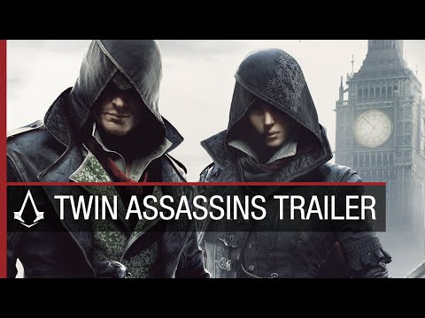 Assassin's Creed Syndicate: Twin Assassins Jacob & Evie Frye | Trailer | Ubisoft [NA]