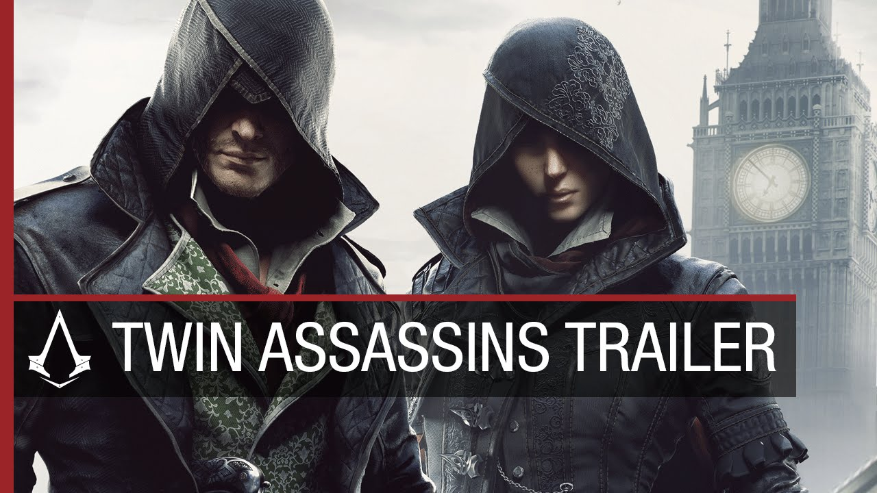 Assassin S Creed Syndicate Twin Assassins Jacob Evie Frye