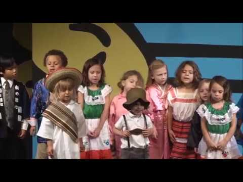 2013 Montessori Fountainhead School Graduation