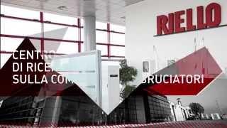 Centro di eccellenza Riello di Ricerca e Sviluppo sulla Combustione - Bruciatori