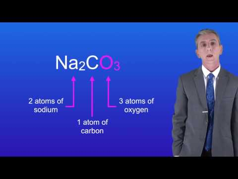 """GCSE Science Revision Chemistry """"Balancing Chemical Equations"""""""