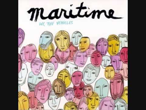 Maritime - Tearing Up the Oxygen