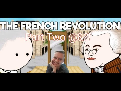 Russian Guy reacts to The French Revolution – OverSimplified (Part 2)