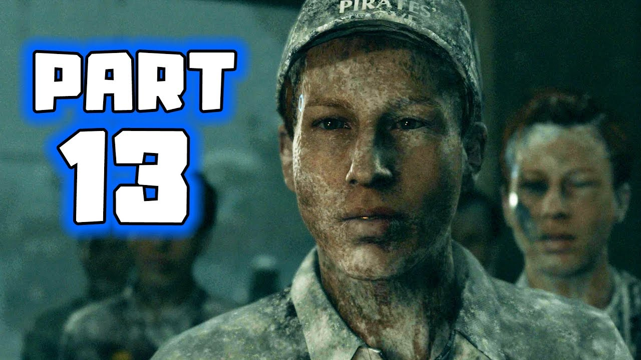 Detroit Become Human - Walkthrough Gameplay - Part 13 - Clone Attack