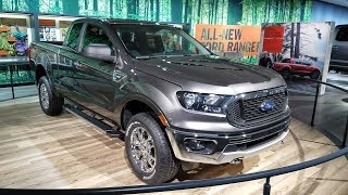 2019 Ford Ranger: 2018 Detroit Auto Show