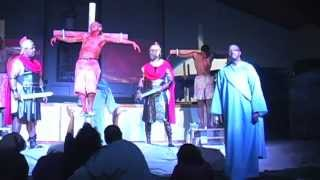 """The Crucifixtion"" Journey to Calvary"