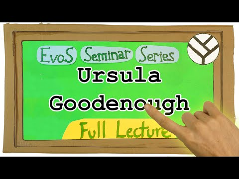Religiopoesis: A Lecture by Dr. Ursula Goodenough