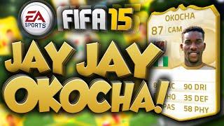 FIFA 15 - JAY JAY OKOCHA! AWESOME 3.2 MILLION COIN SQUAD! (FIFA 15 ULTIMATE TEAM)
