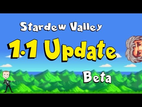 Stardew Valley 1.1 Update - New Farm Layouts Overview