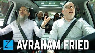 Avraham Fried Carpool Kumzitz (KaraOYke)