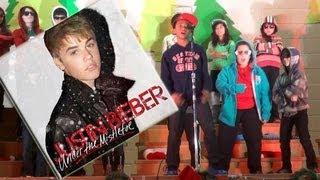 Justin Bieber - Drummer Boy (Audio) ft. Busta Rhymes  performed by Jayden Anderson Bieber Tweet
