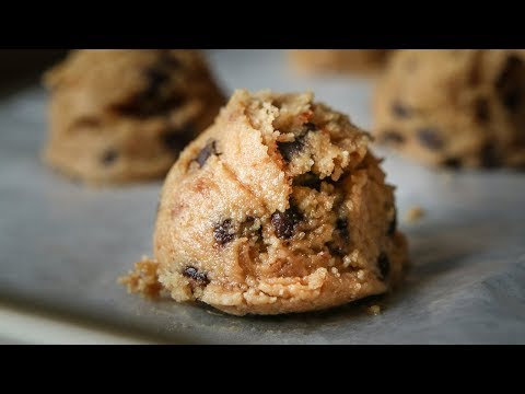 Fat Bombs For Keto | Peanut Butter Chocolate Chip Cookie Dough Fat Bomb Recipe | KETO DIET RECIPES