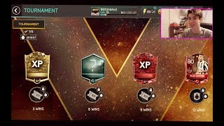 FIFA Mobile 18 *INTENSE* WEEKEND LEAGUE EVENT!! ELITE CARD CLAIMED!?! GAME WINNER! | FIFA Mobile 18