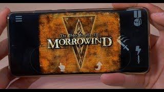 Android Telefonlarda Elder Scrolls III: Morrowind Oynama Rehberi