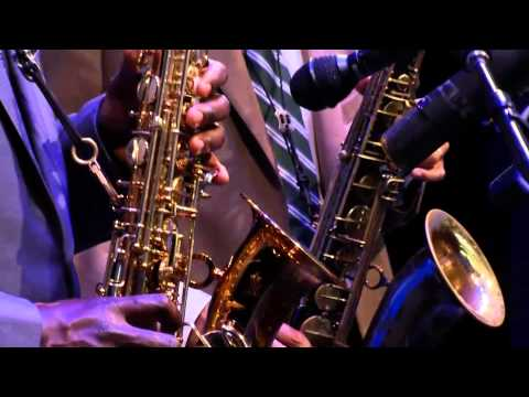 Brian Blade & the Fellowship at the Kennedy Center - 2014