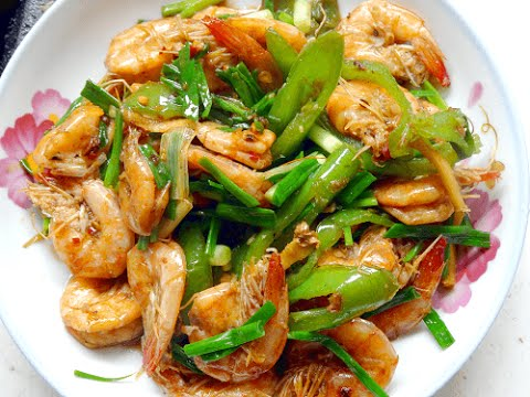 Chinese Spicy Jinga Shrimps China Memo