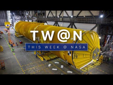 Making Progress on Our Artemis Moon Rocket on This Week @NASA  June 11, 2021