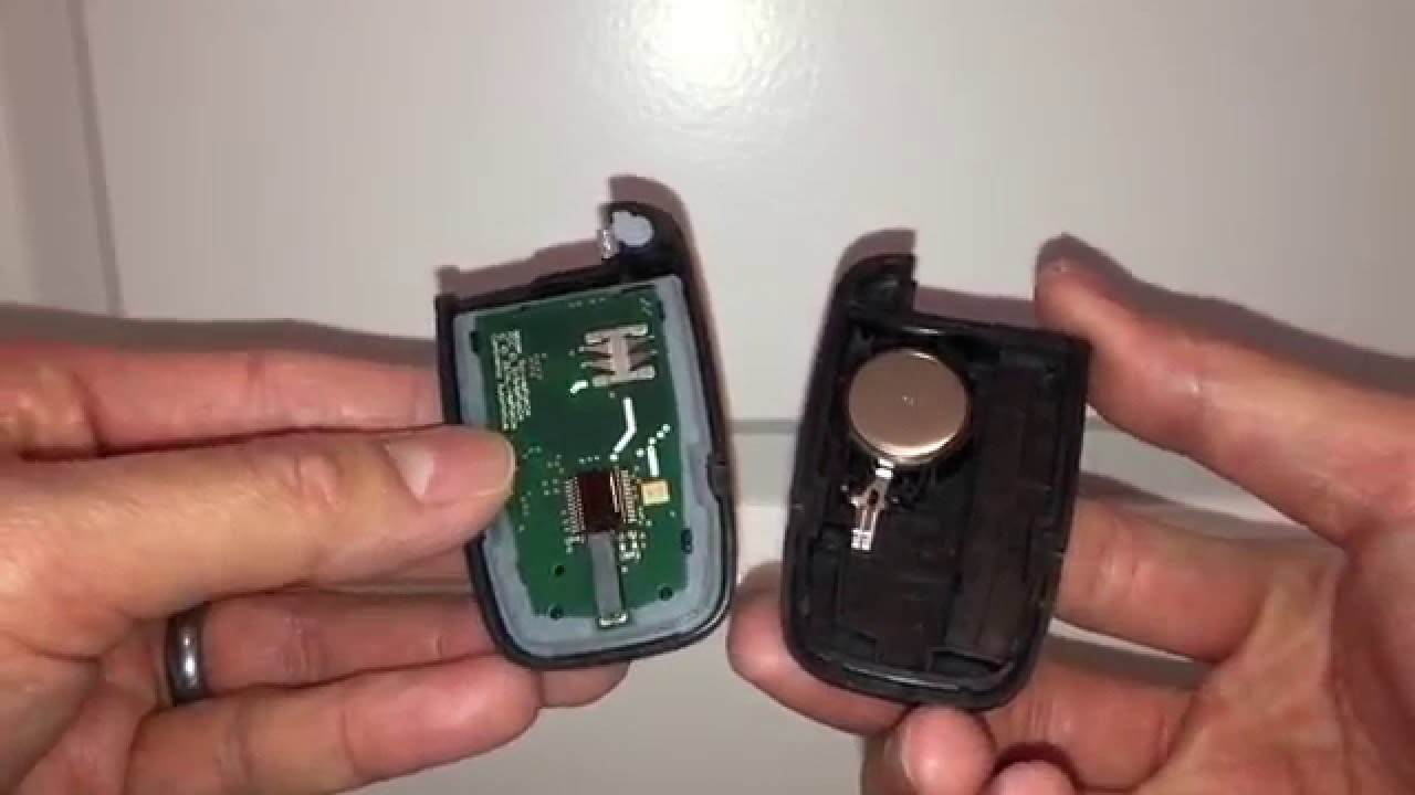 Replace Battery Hyundai Kia Smart Key Quick Amp Easy Youtube