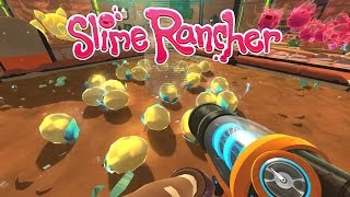 Slime Rancher - Phase Lemon Farming & Mad Science!! (Gameplay / Playthrough)