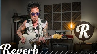 Earl Slick on Collaborating with David Bowie feat. Golden Years & Stay | Reverb Interview