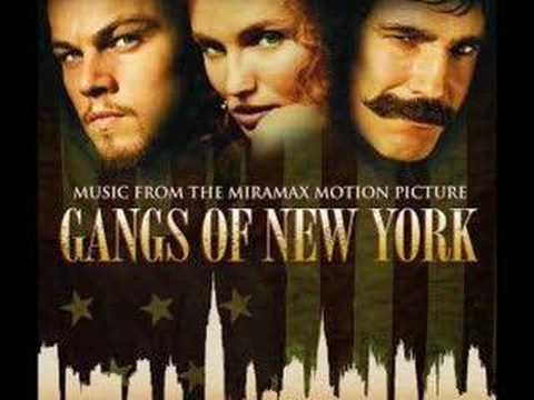 Gangs of New York Theme