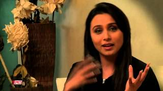 "Rani Mukherji speaks about ""Hum Tum - The War Begins"" & ""Daya Prochu"""