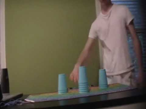 Sport Stacking OK Times! Exclamation Point!