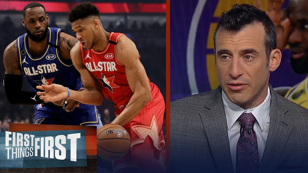 LeBron is more valuable to the franchise than Giannis — Doug Gottlieb   NBA   FIRST THINGS FIRST