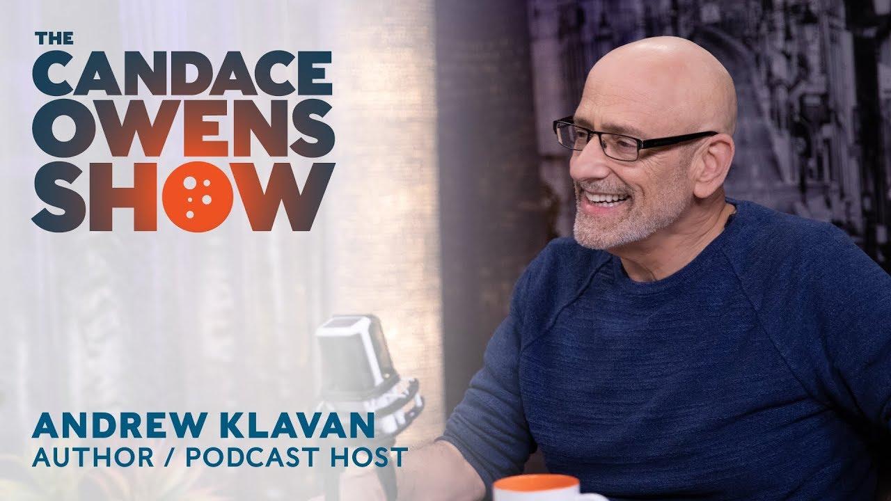 The Candace Owens Show: Andrew Klavan